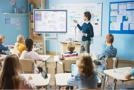 UV-C klaslokaal