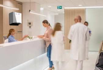 UV-C ziekenhuis